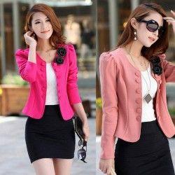 ba322999f modelos de blazer feminino Blazer De Moletom Feminino