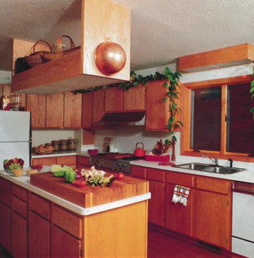 1980s Kitchen 1980s Decor 1980s Interior Home Decor Trends