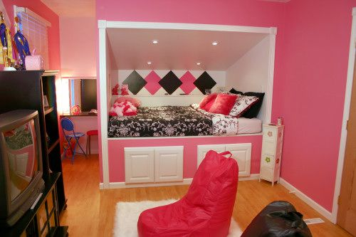Paige\'s New Bedroom - Girls\' Room Designs - Decorating Ideas ...