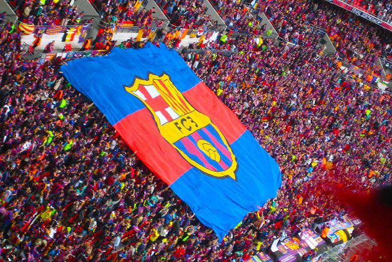 FC Barcelona & Real Madrid Football Tickets & Hotel Stay - 32 Games! Escape to sunny Barcelona or Madrid for a two-night football break.  Staying in a comfortable ensuite room at one of a range of hotels (see full details).  Includes a ticket to see Atlético Madrid, Real Madrid or Barcelona FC in action.  With many fixtures from La Liga and the Copa Del Rey.  Valid for travel on selected...