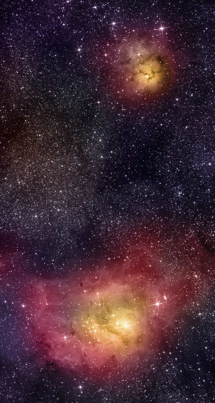 Galaxy outer space. Tap image for more iPhone galaxy stars