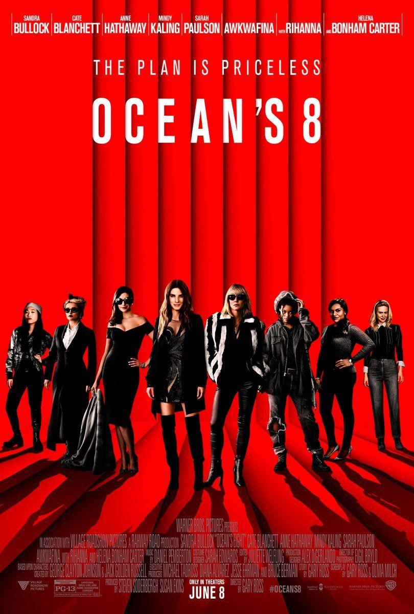 1 Twitter Eight Movie Ocean 8 Movie Ocean S Eight