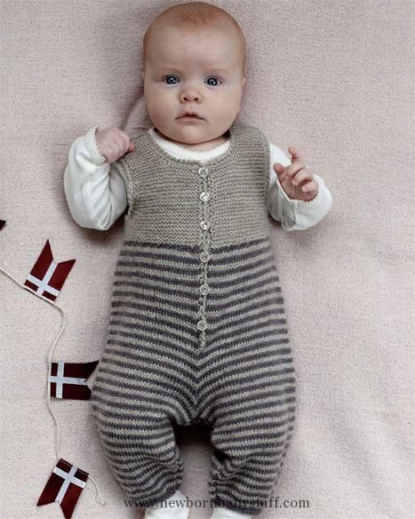 Child Knitting Patterns Knit your self: Trousers go well with Baby ...