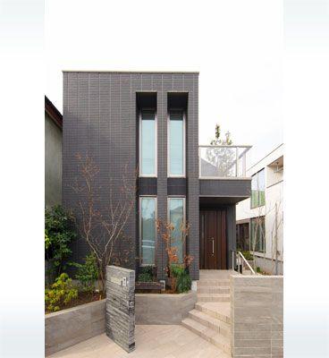 外観から探す ヘーベルハウス 実例 くらし方 商品 住宅 外観 家 外観 モダン 近代的な外観