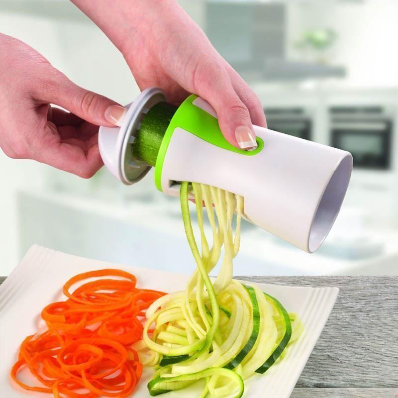 Essential Vegetable Spiralizer Kochrezepte In 2019