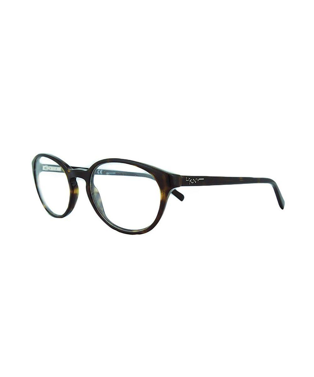 dkny dy 4638 3016 havana plastic womens optical frame dkny eyeglasses - Dkny Frames