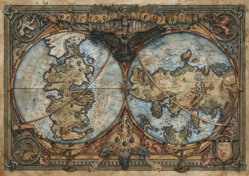 pinterest explore game of thrones map map games and more gumiabroncs Choice Image