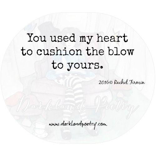 Heart Cushion by Rachel Firmin
