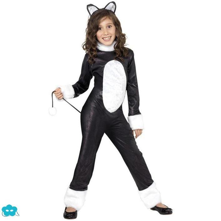 Boys Girls Leopard Costume Kids School Book Week Fancy Dress Outfit Story Animal