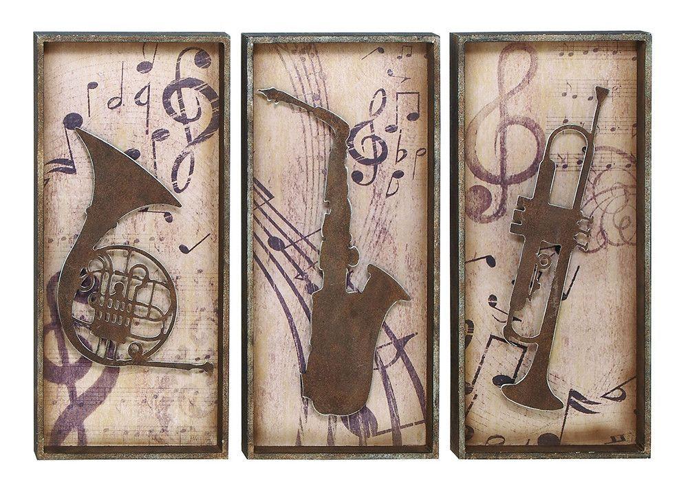 Jazz manu0027s Horns Music Wall Plaques  sc 1 st  Pinterest & Jazz manu0027s Horns Music Wall Plaques | Horn | Pinterest | Music wall ...