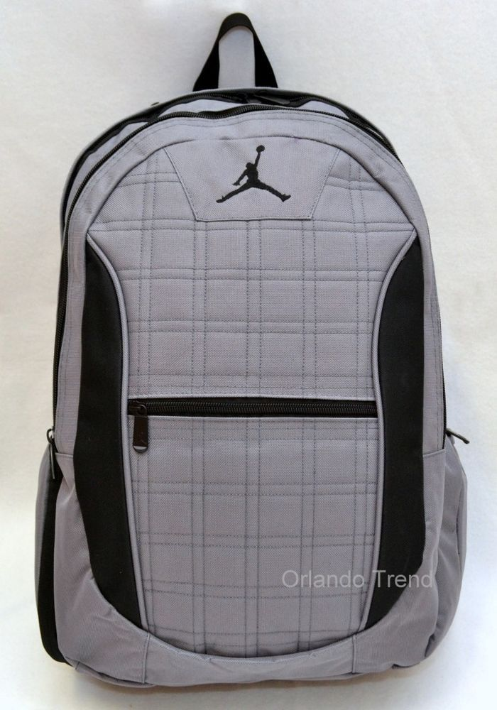 02c640e81af6 Nike Air Jordan Backpack 15