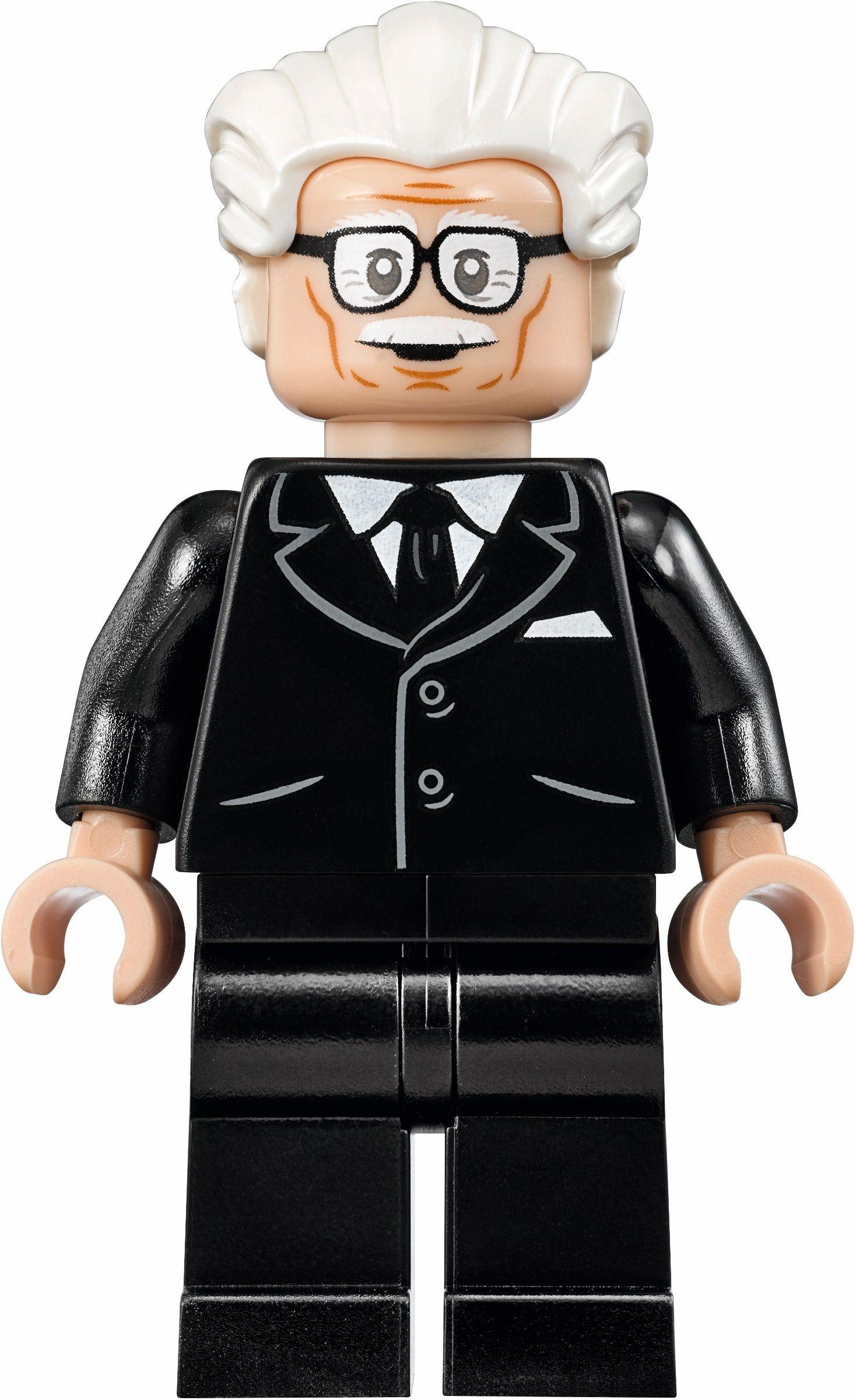 Alfred Minifigure LEGO® Super Heroes 76052