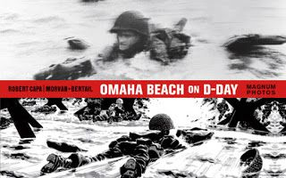 Graphic Novel: Omaha Beach on D-Day: June 6, 1944 with One of the World's Iconic Photographers by Jean-David Morvan