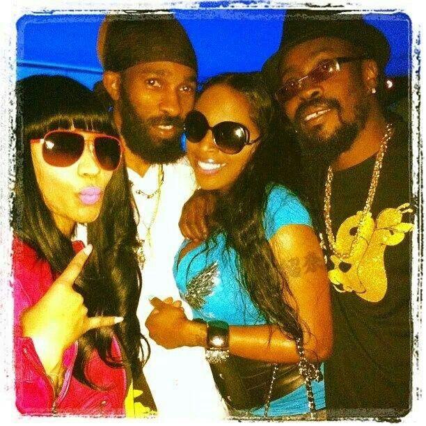 2e0986e720f Nicki Minaj. Spragga Benz. Foxy Brown. Beenie Man.  Caribbean ...