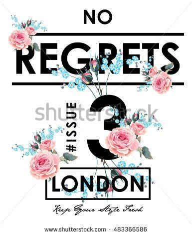 Roses Watercolor  Women/'s Tee Image by Shutterstock