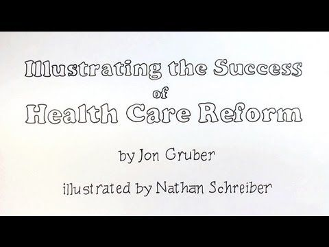 Illustrating The Success Of Health Care Reformhere We Go  Illustrating The Success Of Health Care Reformhere We Gogosh  Glad Gruber Realized Americans Are Stupid So He Had To Lie