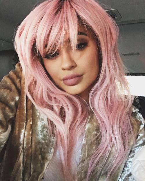 Fashionista1152 Kylie Jenner Hair Kylie Jenner Pink Hair Jenner Hair