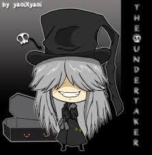 Image Result For Undertaker Black Butler Full Body Kuroshitsuji