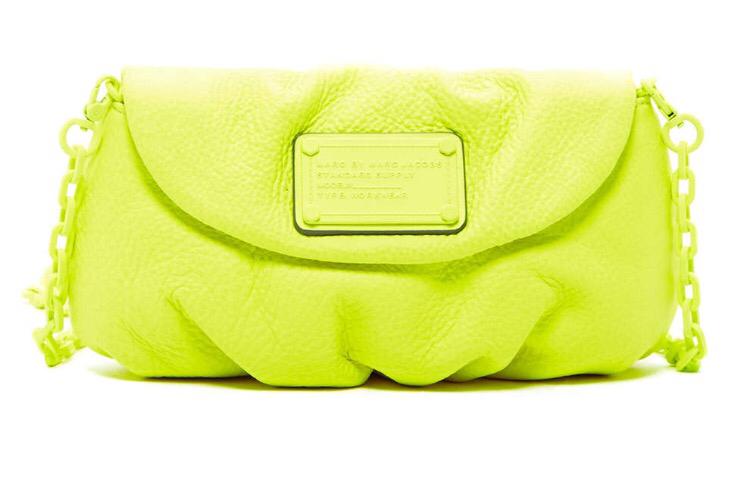 Marc Jacobs Karlie Leather Crossbody