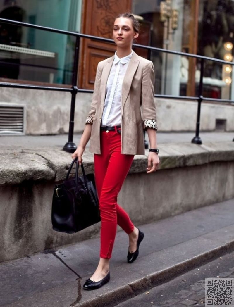 adb20f42929 Update a Classic: How to Jazz up That Boring Blazer ... | Clothes ...