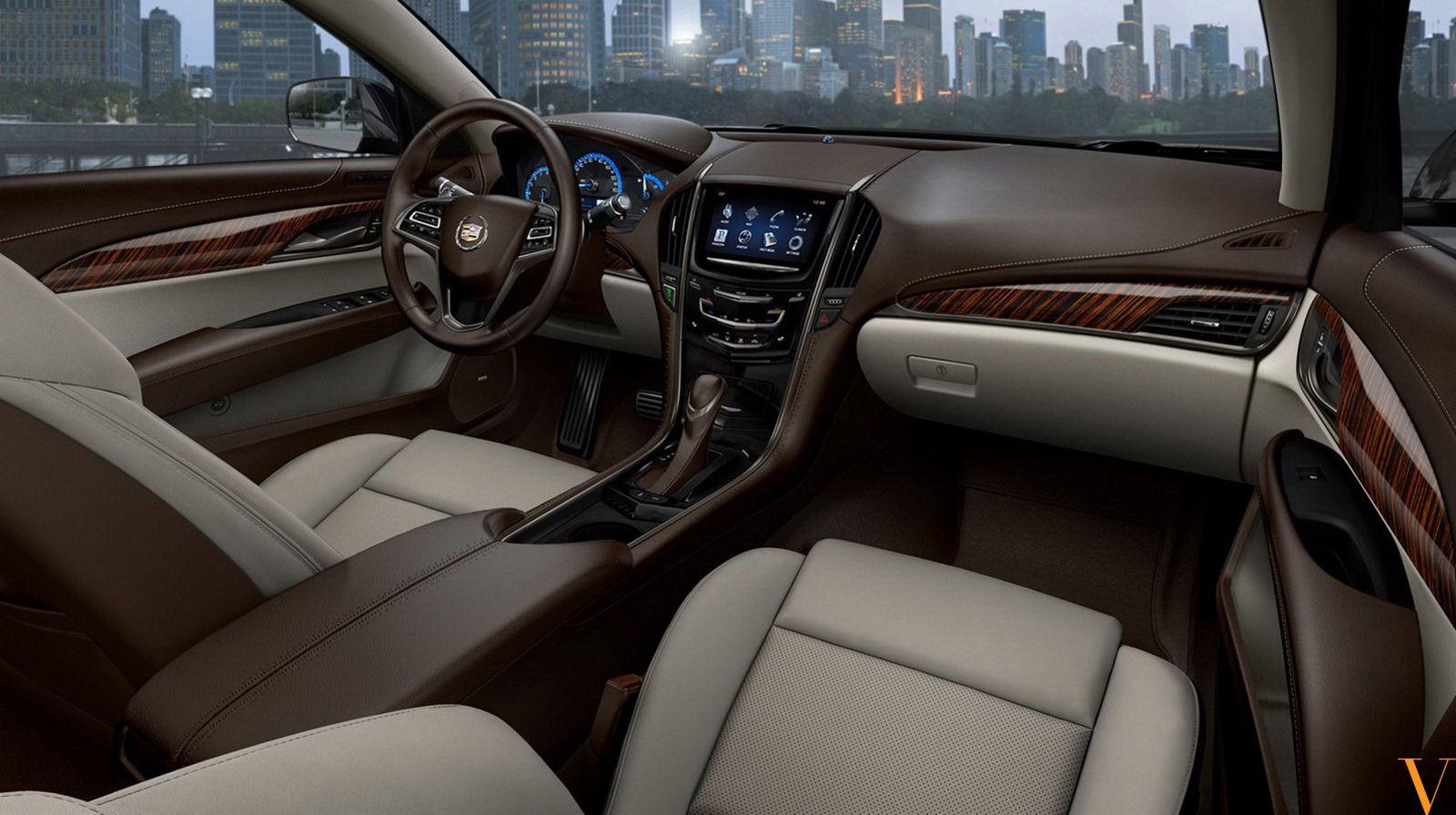 Cadillac debuts 2013 ats compact luxury sports sedan at 2012 north american international auto show