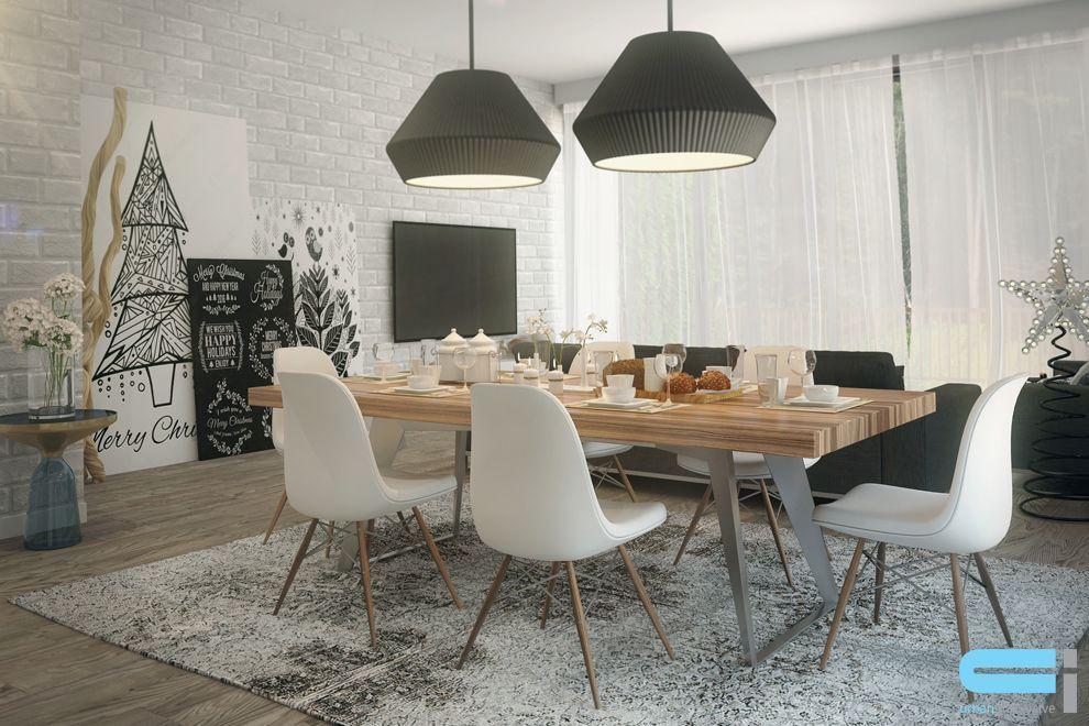 un nol plus blanc que blanc impressionnez vos proches avec une dco de style scandinave - Salle A Manger Style Scandinave
