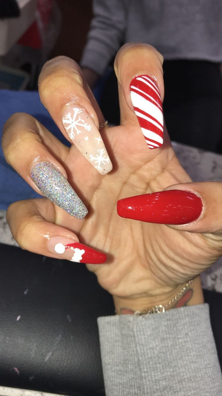 Christmas Nails in 2019
