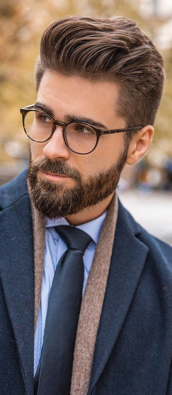 How To Grow Medium Beard #mensstyle