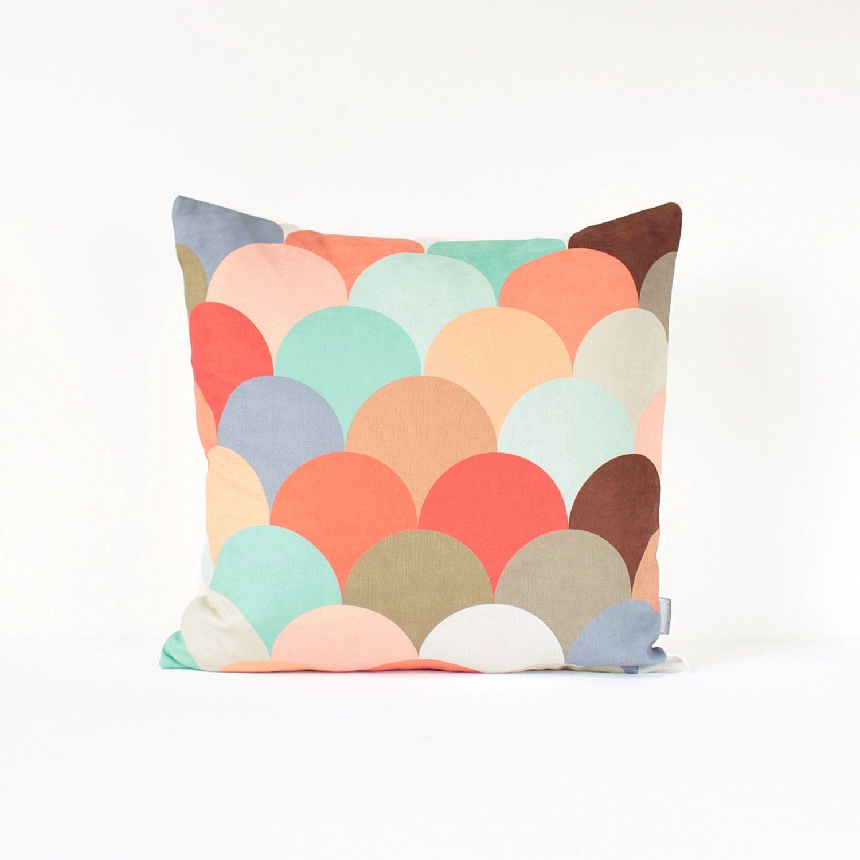products pillow decorative decor pillows peach twelvehome hudson