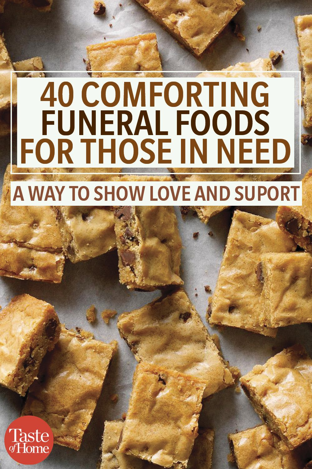 40 Comforting Funeral Foods for Those in Need
