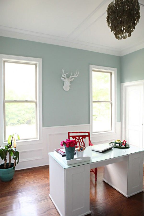 How To Choose The Right Paint Color Without Regrets Palladian Blue Vs Sea Salt