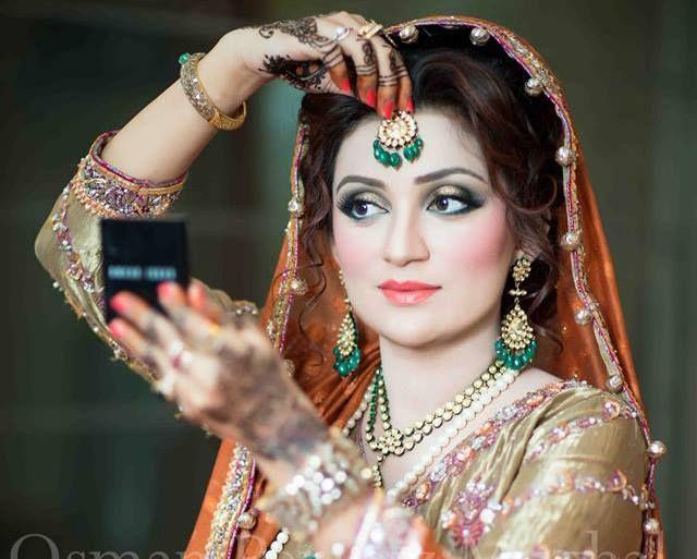 Muslim Wedding Makeup : Signature Brides@Mariam Khawaja Signature Salon Bridal ...