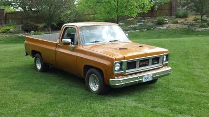 1974 GMC SIERRA 454 Love old pick ups | Classic Trucks