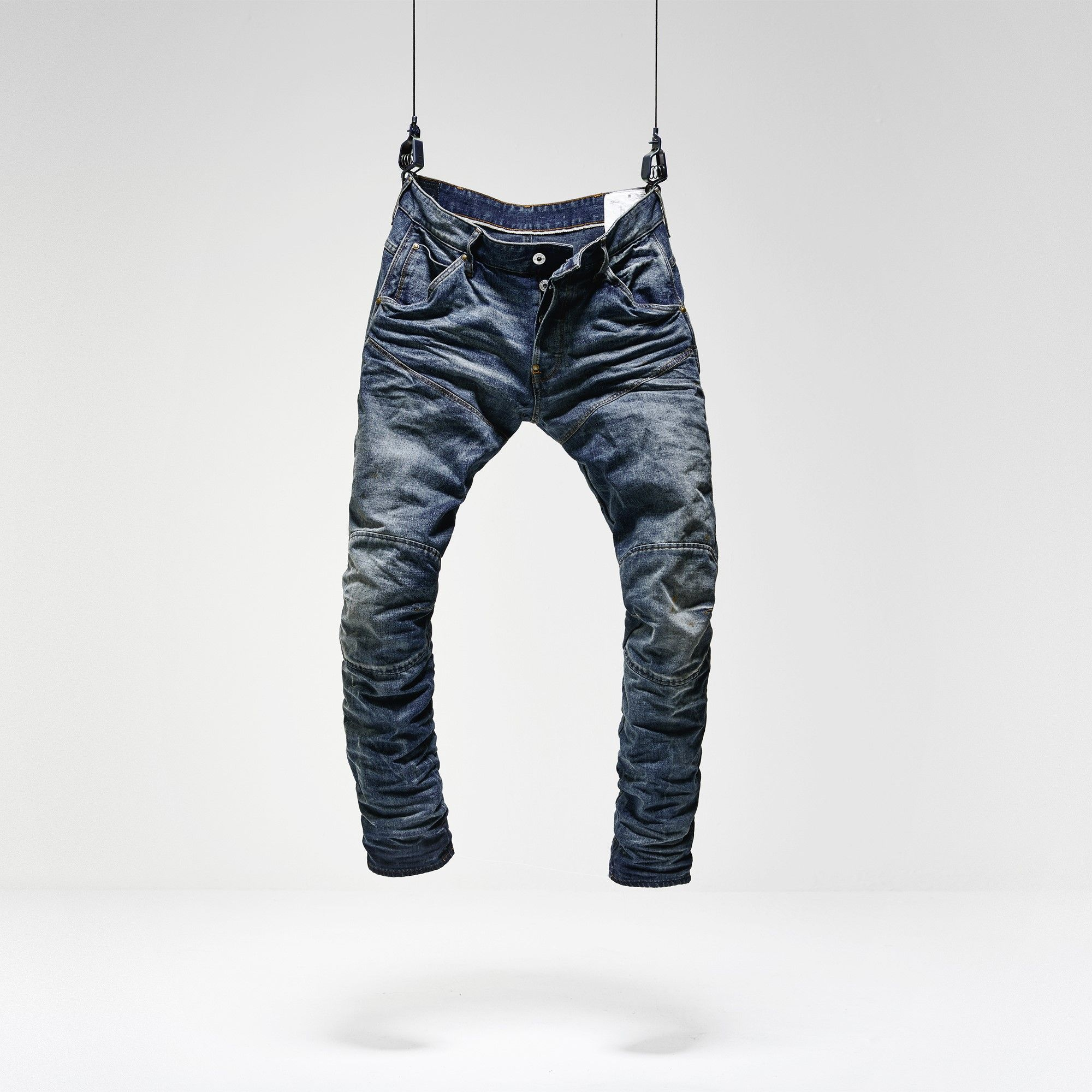fe883ea3901 G-Star RAW | Men | 5620-gstar-elwood | Raw Essentials 5620 G-star Elwood 3d  Tapered Jeans , Dark Aged