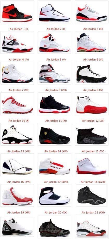 air jordan shoes models