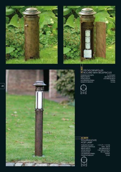 Robers Leuchten robers leuchten outdoor katalog c ad haus