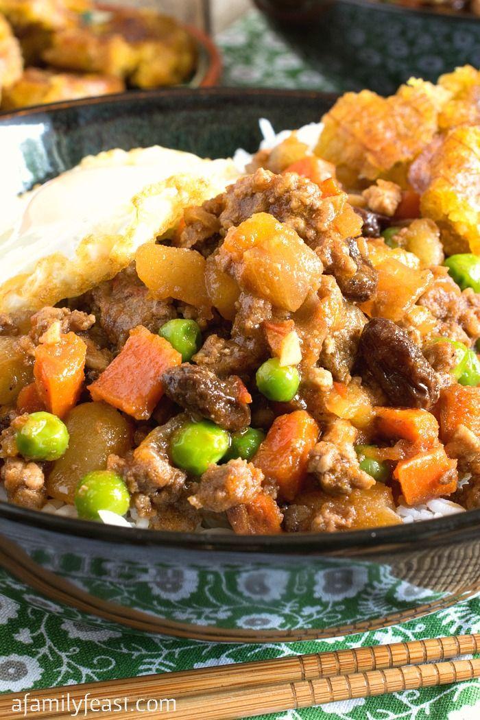 Filipino Picadillo Recipe Beef Bourguignon Beef Recipes Ground Beef Recipes