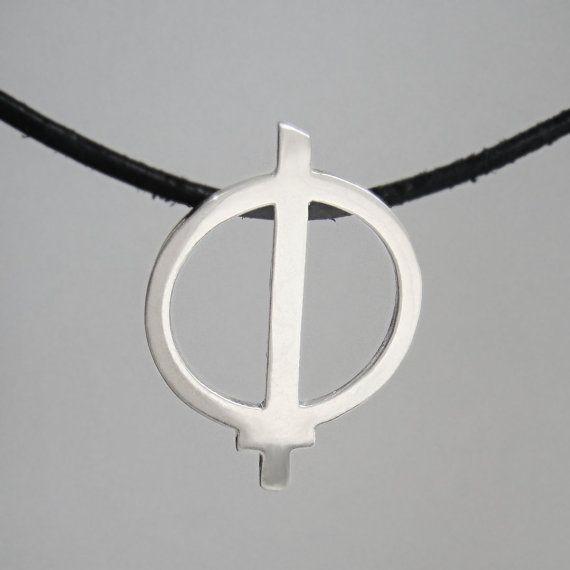 Anhänger Halskette Krieger des Lichts von OiticicaAndCoelho, $90.92 ...