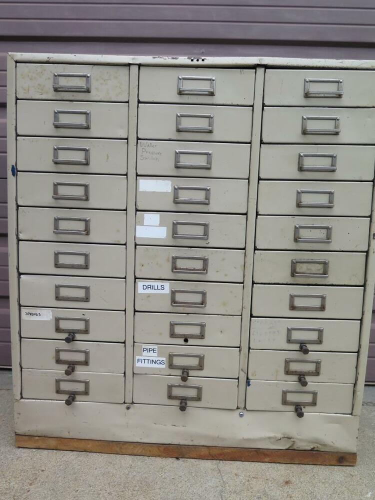 Flambeau 30 Drawer Utility Box 2191 3025 Utility Box Storage