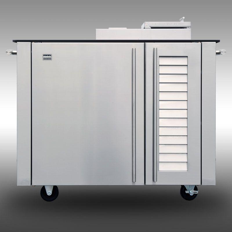 Kalamazoo Charcoal Smoker Cabinet