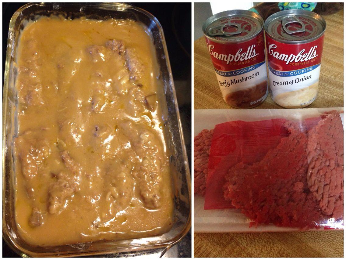 Pork Cube Steak Recipes Oven
