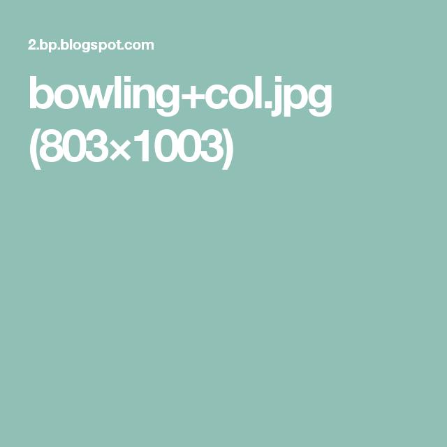 bowling+col.jpg (803×1003)