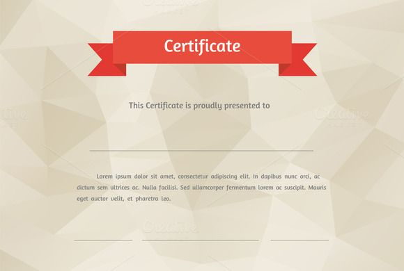 10 Great Looking Certificate Templates for All Occasions Boty - creative certificate designs
