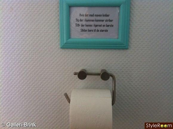 badeværelses citater