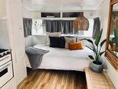 boho caravan #Boho #Caravan #Decoratin #Design #Home #Ideas #Interior #Vintage #Viscount 32 Vintage Viscount Caravan Ideas With Boho Interior - Interior Design Ideas amp; Home Decorating Inspiration - moercar - #homedecoracao #homedecorate #homedecoratingideas