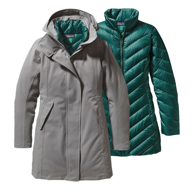 Patagonia Women's Tres 3-in-1 Parka. Womens ParkaWinter CoatsWinter ...
