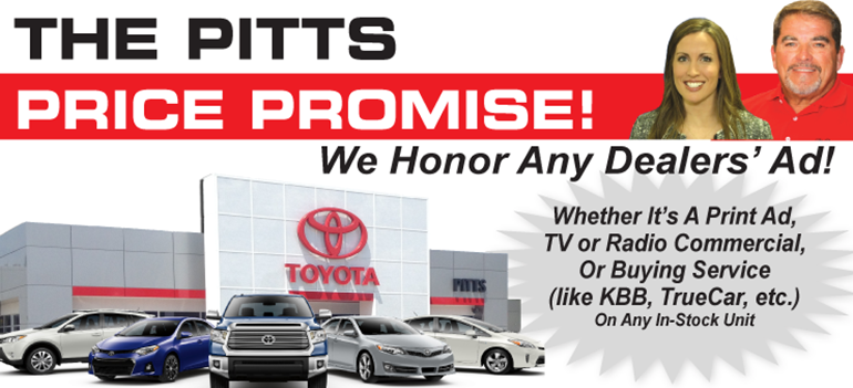 Pitts Toyota Dublin Ga Dealership Toyota Dealers In Georgia Ga Toyota Dealers Toyota Dublin