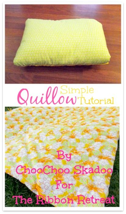 Simple Quillow Tutorial The Ribbon Retreat Blog I Am