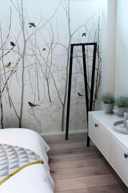 Pattern Jay by Scandinavian Surface! http\/\/nordiskromblogspotno - tapeten wohnzimmer ideen 2013