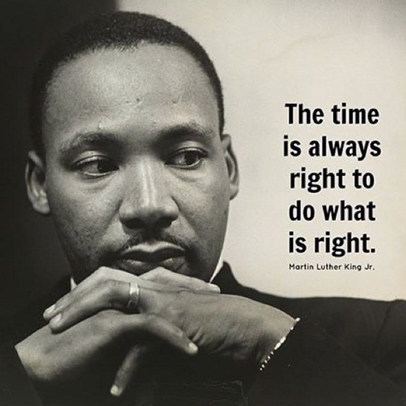 Inspiring Quotes From Martin Luther King Jr.